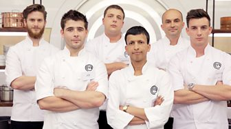Masterchef: The Professionals - Series 9: Episode 5