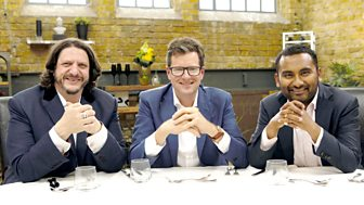 Masterchef: The Professionals - Series 9: Episode 6