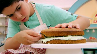 Junior Bake Off - Series 4: 4. Heat Four