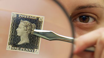 Timeshift - Series 16: 3. Penny Blacks And Twopenny Blues: How Britain Got Stuck On Stamps