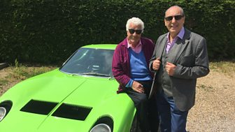 Celebrity Antiques Road Trip - Series 6: 4. Antonio Carluccio And Gennaro Contaldo