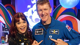 Blue Peter - With Special Guest Tim Peake!