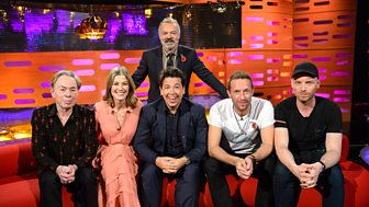 The Graham Norton Show - Series 20: Episode 7