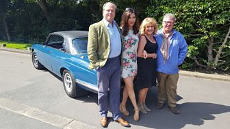 Celebrity Antiques Road Trip - Series 6: 10. Ronni Ancona And Jan Ravens