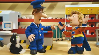 Postman Pat: Special Delivery Service - Series 3: 4. The Blue Flash