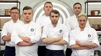 Masterchef: The Professionals - Series 9: Episode 7