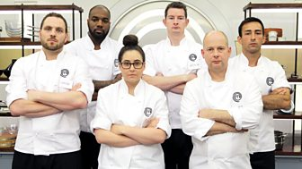 Masterchef: The Professionals - Series 9: Episode 8