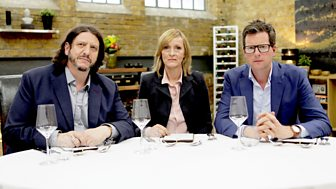 Masterchef: The Professionals - Series 9: Episode 9