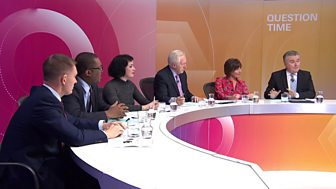 Question Time - 17/11/2016