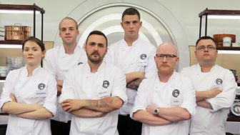 Masterchef: The Professionals - Series 9: Episode 10