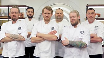 Masterchef: The Professionals - Series 9: Episode 11