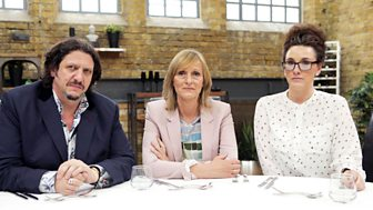 Masterchef: The Professionals - Series 9: Episode 12