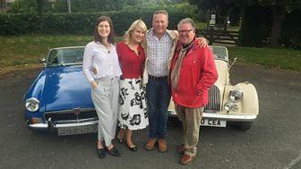Celebrity Antiques Road Trip - Series 6: 12. Nicki Chapman And Jules Hudson