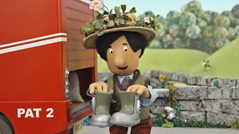 Postman Pat: Special Delivery Service - Series 3: 8. The Super Jet Boots
