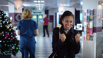 Holby City - Series 19: 9. Glass Houses