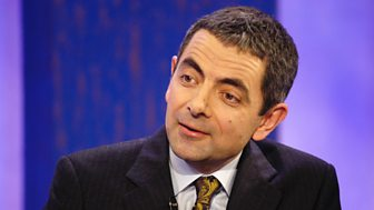 Talking Comedy - Rowan Atkinson