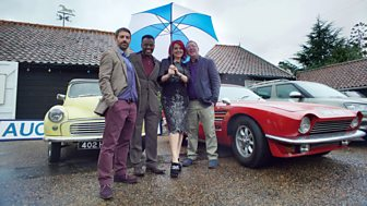 Celebrity Antiques Road Trip - Series 6: 14. David And Carrie Grant