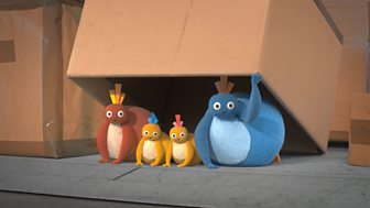 Twirlywoos - Series 3: 10. More About Underneath