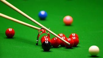 Snooker: World Championship - 2017: Day 14, Semi-finals, Afternoon Session