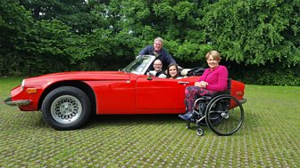 Celebrity Antiques Road Trip - Series 6: 17. Tanni Grey-thompson And Jade Jones