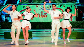 Strictly Come Dancing - Series 14: Week 10 Results