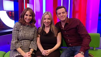 The One Show - 29/11/2016