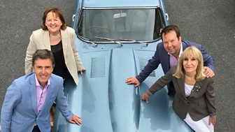 Celebrity Antiques Road Trip - Series 6: 18. John Stapleton And Lynn Faulds Wood