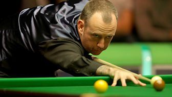 Uk Snooker Championship - 2016: 32. Last 16: Evening Session
