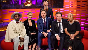 The Graham Norton Show - Series 20: Episode 9