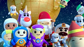 Go Jetters - Series 1: 40. Christmas Special: The North Pole, Arctic Ocean