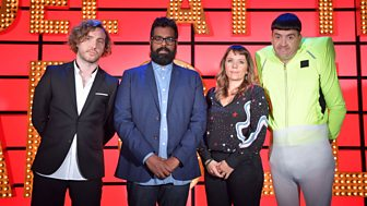 Live At The Apollo - Series 12: Christmas Special