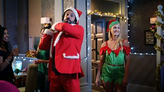 Holby City - Series 19: 11. The Nightmare Before Christmas