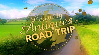 Celebrity Antiques Road Trip - Series 7: Episode 20