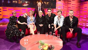 The Graham Norton Show - Series 20: Episode 10