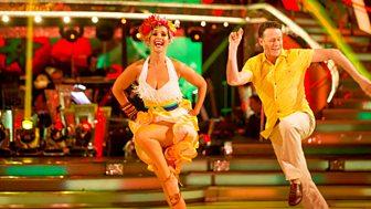 Strictly Come Dancing - Series 14: Week 12