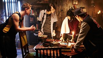 Nowhere Boys - The Book Of Shadows - Episode 13-04-2018
