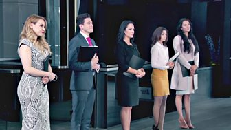 The Apprentice - Series 12: 11. The Final Five