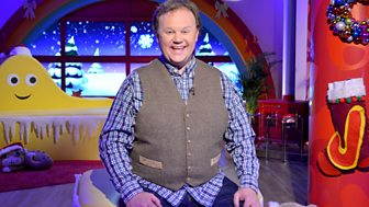 Cbeebies Bedtime Stories - 573. Justin Fletcher - The Night Before Christmas