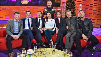 The Graham Norton Show - Series 20: New Year's Eve Show