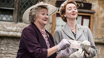 Father Brown - Series 5: 9. The Lepidopterist's Companion