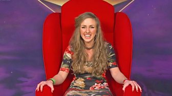 The Graham Norton Show - Graham Norton's Big Red Chair