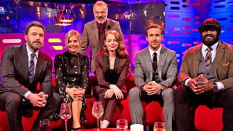 The Graham Norton Show - Series 20: Episode 13