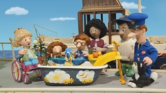 Postman Pat: Special Delivery Service - Series 3: 17. The Runaway Bath