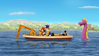 Postman Pat: Special Delivery Service - Series 3: 18. Postman Pat And The Loch Ness Monster