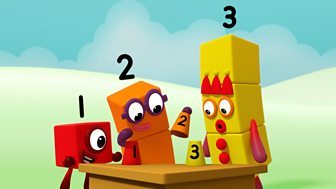 Numberblocks - Series 1: One, Two, Three!