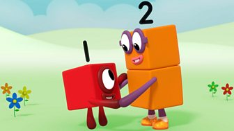 Numberblocks - Series 1: Two