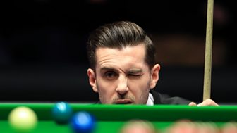 Masters Snooker - 2017: First Round: Mark Selby V Mark Williams