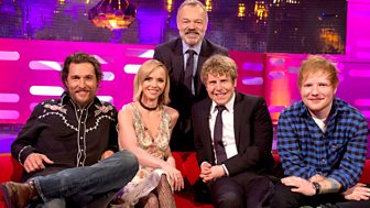 The Graham Norton Show - Series 20: Episode 14