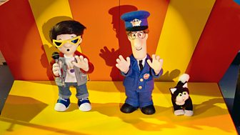 Postman Pat: Special Delivery Service - Series 3: 24. Postman Pat's Pop Star Rescue