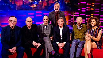The Graham Norton Show - Series 20: Episode 15
